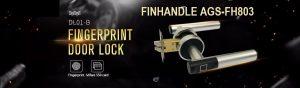 deurkruk vingerscan-biometrisch-domotica-smartlock-sloten-slot-finhandle