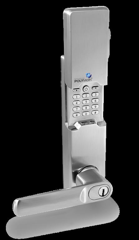 ontgrendelen met code-pincode slot-smart lock- deur slot-sloten-veilige sloten