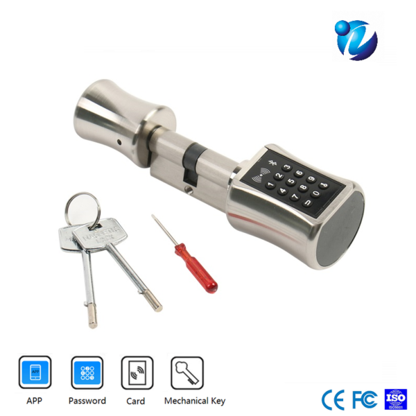 Pincode slot,card,wifi,cilinder